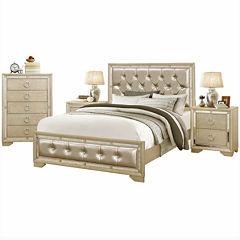 Beverly 4-pc. Bedroom Set