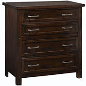 Mountain 4-Drawer Lodge Chest