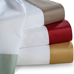 Westport Home 400tc Colorblock Sheet Set