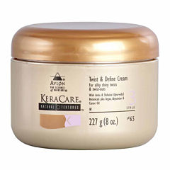 KeraCare® Natural Textures Twist & Define Cream - 8 oz.