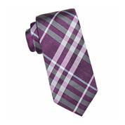 Collection by Michael Strahan™ Telluride Open Plaid Silk Tie