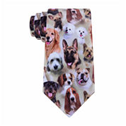 American Traditions Dog Camo Tie