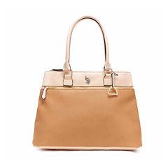 Us Polo Assn. Jenna Triple Entry Tote Bag