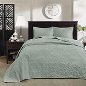 Madison Park Mansfield 3-pc. Bedspread Set