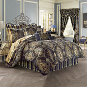 Queen Street® Giovana 4-pc. Comforter Set & Accessories