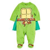 Teenage Mutant Ninja Turtles Sleep & Play - Baby Boys newborn-24m