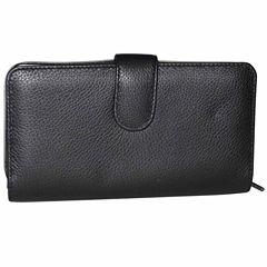 Buxton Ensemble Clutch Wallet