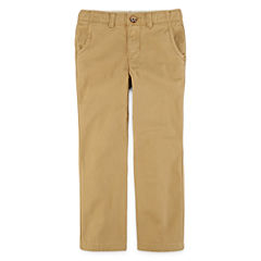 Arizona Flat Front Pants-Preschool Boys