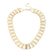 Worthington® Gold-Tone Large Open Link Necklace