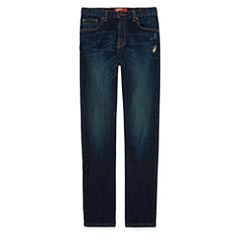 Arizona Straight Fit Jeans Preschool Boys