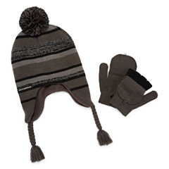 Weatherproof Peruvian Hat - Boys 8-20