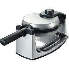 Kalorik® Stainless Steel Rotating Waffle Maker