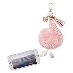 Liz Claiborne Charging Key Chain