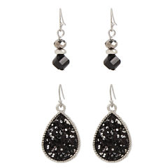 Mixit 2 Pair Earring Sets