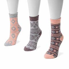 Muk Luks Boot Socks