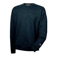 Champion® Long-Sleeve Powerblend Fleece Crew Sweatshirt