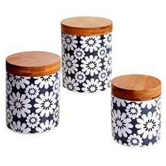 Certified International 3-pc. Canister
