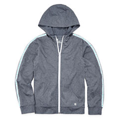 Xersion Zip Up Hoodie Jacket - Girls' 7-16 and Plus