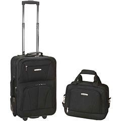Rockland Rio 2-pc. Luggage Set