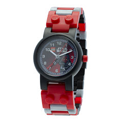 LEGO® Star Wars® Darth Maul Kids Watch with Mini Figure