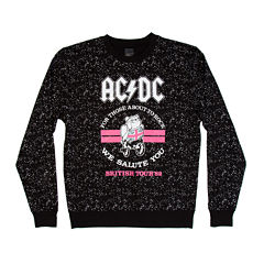 ACDC Long-Sleeve Bulldog Sweater