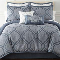 Royal Velvet Mona 8-pc. Comforter Set & Accessories