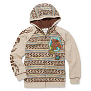 Disney Collection Moana Fleece Jacket - Boys