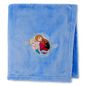 Disney Collection Frozen Fleece Throw