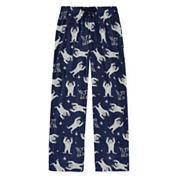 Arizona Microfleece Yeti Pajama Pant- Boys 4-20