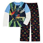Hanes 2-pc. Super Gamer Sleep Set - Boys 4-12