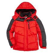 XersionTM Promo Puffer Jacket - Toddler Boys 2t-5t