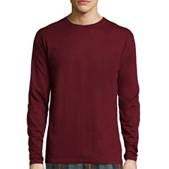 Stafford crew neck undershirts underwear for men jcpenney for Stafford t shirts big and tall