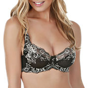 Paramour Madison Floral Lace Demi Bra