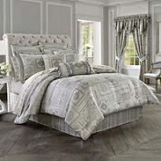 Queen Street® Marissa 4-pc. Comforter Set & Accessories