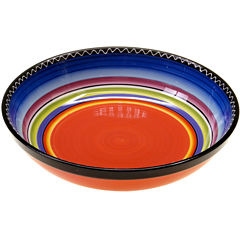 Tequila Sunrise Serving Bowl