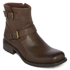 Arizona Crest Mens Buckle Boots