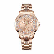 JBW Womens Rose Goldtone Bracelet Watch-J6341e