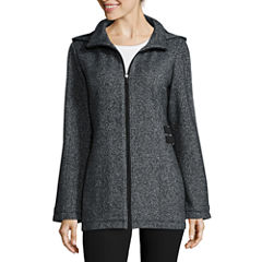Liz Claiborne® Sidetab Fashion Fleece