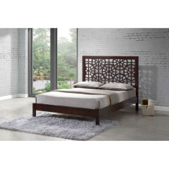 king bed frames beds & headboards for the home - jcpenney