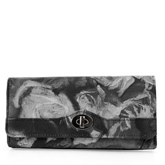Mundi File Master Midnight In Paris RFID Blocking Accordian Wallet