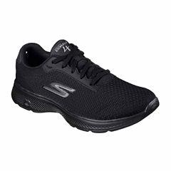Skechers Go Walk 4 Noble Mens Sneakers Extra Wide