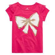 Okie Dokie Girls Graphic T-Shirt-Preschool