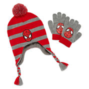 Boys Marvel Cold Weather Set-Preschool