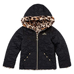 Pacific Trail Midweight Puffer Jacket - Girls-Toddler