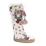 Muk Luks Women's Grace Slippers