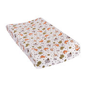 Trend Lab® Friendly Forest Flannel Changing Pad Cover