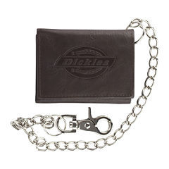 Dickies® Tri-Fold Wallet with Chain