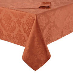JCPenney Home™ Florence Rust Table Linen Collection