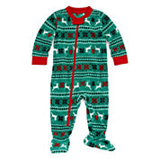 North Pole Trading Co Family Pajamas Unisex Long Sleeve One Piece Pajama