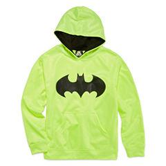 Batman Hoodie-Big Kid Boys